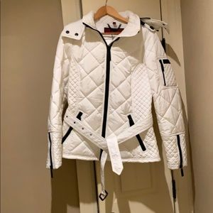 NWOT Burberry London Quilted Jacket